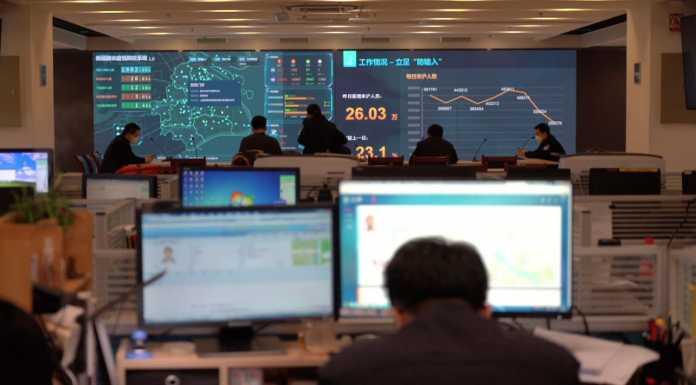 Cegah Penyebaran COVID 19, Shanghai Terapkan  Teknologi Big Data Pantau Aktivitas Masyarakat (CGTN.COM)