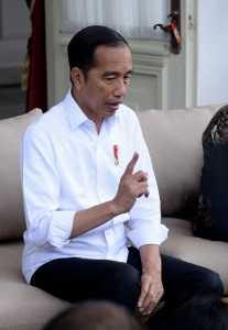 Presiden Jokowi Minta Masyarakat dan Media Jaga Privasi Korban COVID 19 (setneg.goid)