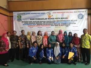 Cegah Pernikahan Dibawah Umur, Pemerintah Kota Bekasi Kampanyekan Akhiri Pernikahan (bekasikota.go.id)