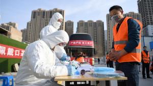Darurat COVID 19, China Siap Pimpin Aksi Global Tangani Penyebaran COVID 19 (CGTN.COM)