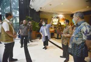 Perang Lawan COVID 19, Partai Nasdem Hibahkan Hotel Ke Gugus Tugas COVID 19 (partainasdem.id)