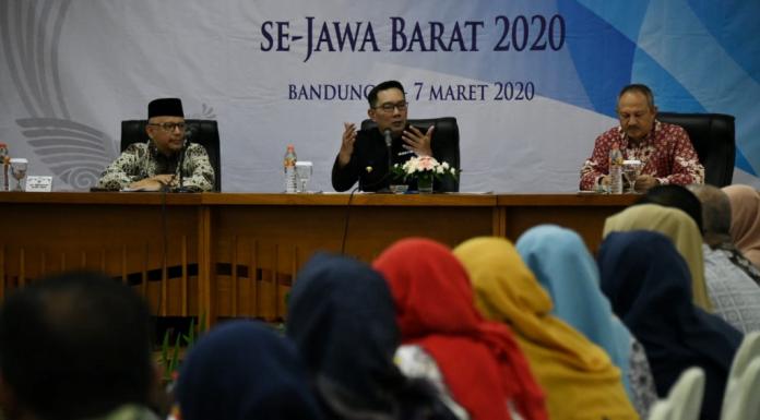 Jabar Darurat COVID 19, Kang Emil Upayakan Inflasi Jabar Terkendali (Jabarprov.go.id)