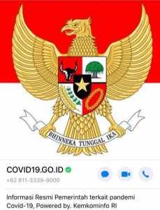 Edukasi Masyarakat, Gugus Tugas COVID 19 Luncurkan Chatbot Whatsapp Khusus COVID 19 (covid19.go.id)