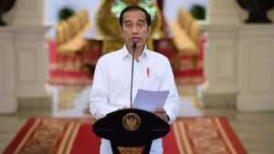Perang Lawan COVID 19, Presiden Jokowi Terbitkan PP PSBB, Gratiskan Listrik dan Ringankan Kredit OJOL (youtube sekretariat presiden)