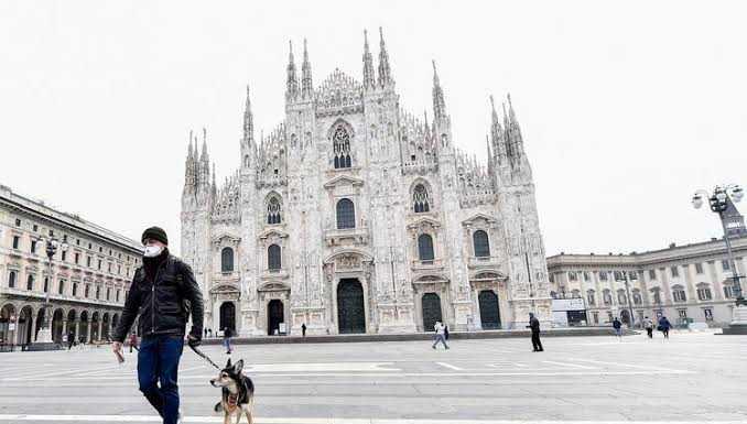 Pemerintah China Turun Tangan Bantu Italia Hadapi COVID 19 (cgtn.com)