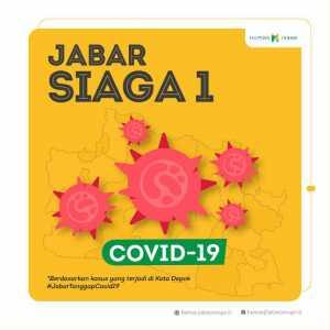 Cegah Covid 19 Meluas, Pemprov Jabar Evaluasi Ijin Keramaian di Jabar (twitter @Jabarprovgoid)