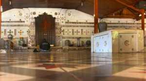 PANDEMI COVID 19, Keraton Kasepuhan Cirebon  Batalkan Pengajian Malam Kliwon di Makam Sunan Gunung Jati (Foto : Google.com)