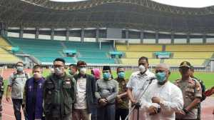 Perang Lawan COVID 19, Kang Emil Tunjuk Kota Bekasi Jadi Percontohan Rapid Test COVID 19 (instagram @ridwankamil)