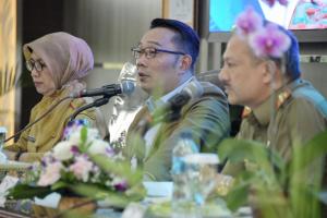 Jabar Darurat COVID 19, Kang Emil MInta Penanganan COVID 19 Harus Selaras Dengan Pemerintah Pusat (Jabarprov.go.id)