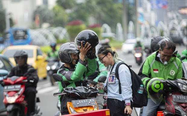 Permenhub 18/2020 Terbit, Pemda Diharapkan Tak Batasi Lagi Ojol Angkut Penumpang Saat PSBB (foto :google.com)