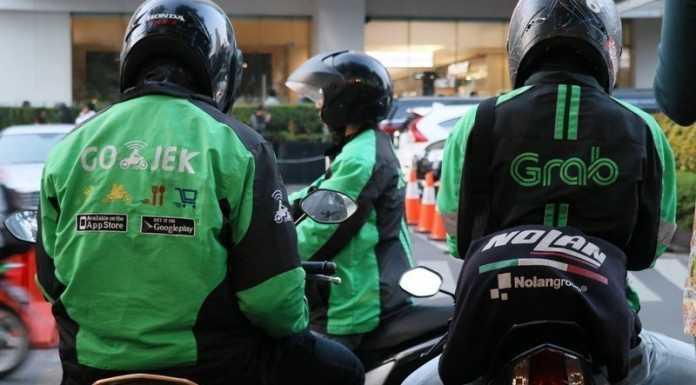 PSBB Jakarta Diterapkan, Netizen Galang Petisi Batalkan Pelarangan Ojol Angkut Penumpang (foto :google.com)