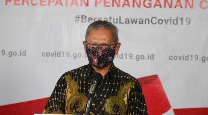 Perang Lawan COVID 19, 19 Ribu Orang Telah Jalani Tes COVID 19 di Indonesia (covid19.go.id)