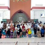 Santunan Yatim di Masjid Al Anshor Jakasampurna