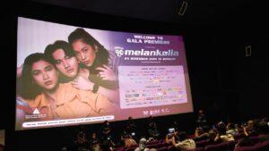 Bertempat di Epicentrum XXI Kuningan Jakarta Selatan berlangsung Pemutaran pers screening film Generasi 90an: Melankolia, Selasa 15 Desember 2020. Foto : Hat.