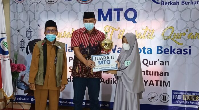 MTQ Yayasan PABU